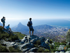 table mountain-wallpaper